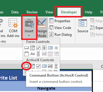 Excel Visual Basic #3: Loops, Combo Boxes, and Saving