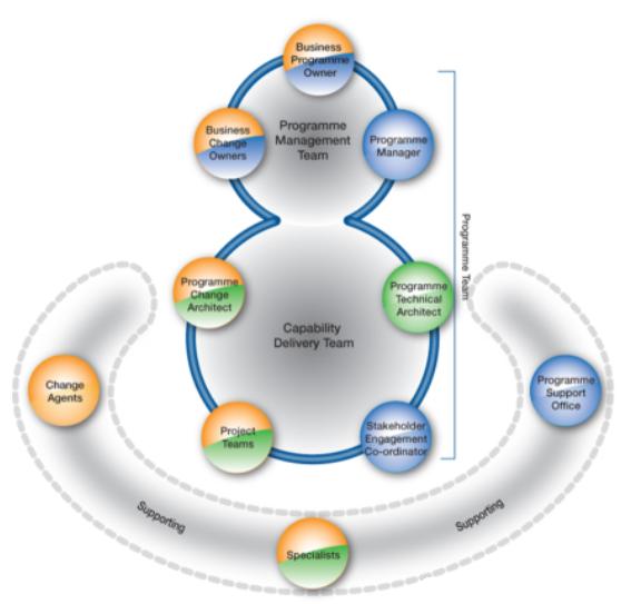 DSDM Program Management Roles