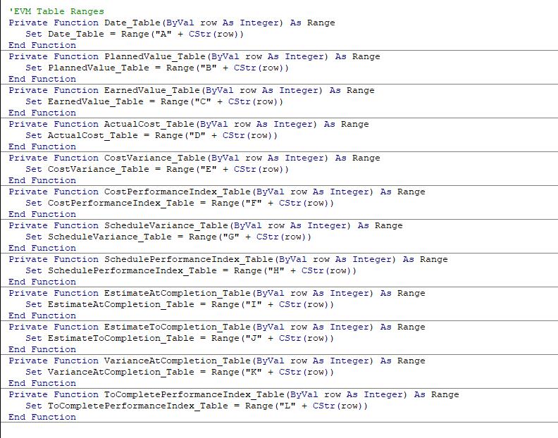 EVM Code