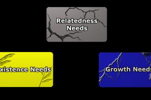 Alderfer's ERG Theory of Motivation